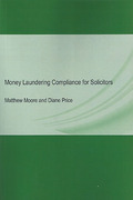 Cover of Money Laundering Compliance for Solicitors