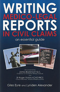 Cover of Writing Medico-Legal Reports in Civil Claims:  An Essential Guide