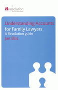 Cover of Understanding Accounts for Family Lawyers: A Resolution Guide