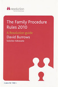 Cover of The Family Procedure Rules 2010