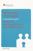Cover of Safe Routes to Child Support: Contracts, Courts and the CSA
