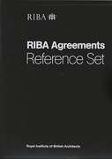 Cover of RIBA Agreements 2010 (2012 revision) Complete Reference Set