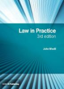 Cover of Law in Practice: The RIBA Legal Handbook