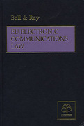 Cover of EU Electronic Communications Law