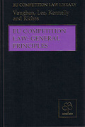Cover of EU Competition Law - General Principles