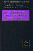 Cover of EU Competition Law: Procedures and Remedies