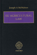 Cover of EU Agricultural Law