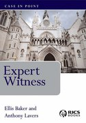 Cover of Expert Witness: Case in Point