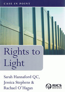Cover of Rights to Light: Case in Point