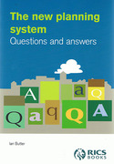 Cover of The New Planning System: Questions and Answers