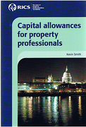 Cover of Capital Allowances for Property Professionals