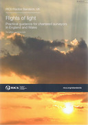 Cover of Rights of Light: Practical Guidance for Chartered Surveyors in England and Wales