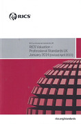 Cover of RICS Valuation - Professional Standards UK January 2014 (revised April 2015)