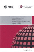 Cover of RICS Valuation - Professional Standards Global January 2014