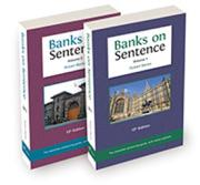 Cover of Two Volume Set: Banks on Sentence