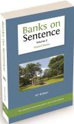 Cover of Banks on Sentence 14th ed: Volume 2