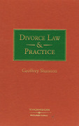 Cover of Divorce Law and Practice