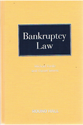Cover of Bankruptcy Law in Ireland