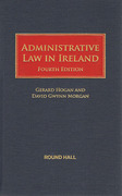 Cover of Administrative Law in Ireland