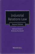 Cover of Industrial Relations Law