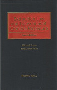 Cover of Extradition Law and Transnational Criminal Procedure