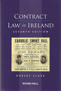 Cover of Contract Law in Ireland