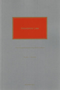 Cover of Insurance Law 3rd ed: 1st Supplement