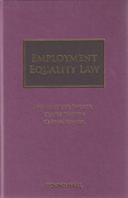 Cover of Employment Equality Law with 1st Supplement