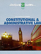 Cover of Constitutional and Administrative Law