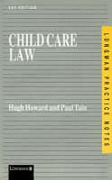 Cover of Practice Notes on Child Care Law