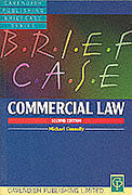 Cover of Briefcase on Commercial Law