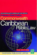 Cover of Commonwealth Caribbean Public Law