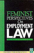 Cover of Feminist Perspectives on Employment Law