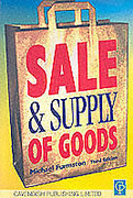 Cover of Sale and Supply of Goods