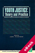 Cover of Youth Justice: Theory & Practice (eBook)