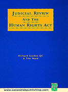 Cover of Judicial Review and Human Rights