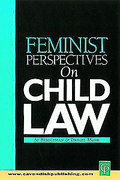 Cover of Feminist Perspectives on Child Law
