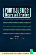 Cover of Youth Justice: Theory & Practice