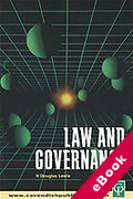 Cover of Law and Governance (eBook)