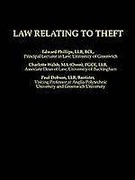 Cover of Law Relating to Theft