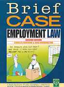 Cover of Briefcase on Employment Law