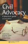 Cover of Civil Advocacy: A Practical Guide