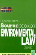 Cover of Sourcebook on Environmental Law