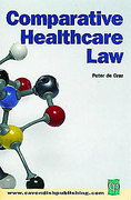Cover of Comparative Healthcare Law