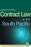 Cover of Contract Law in the South Pacific