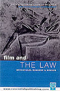 Cover of Film and the Law