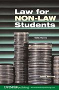 Cover of Law for Non-law Students