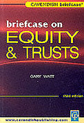 Cover of Briefcase on Equity and Trusts