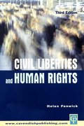 Cover of Civil Liberties and Human Rights