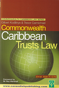 Cover of Commonwealth Caribbean Trusts Law